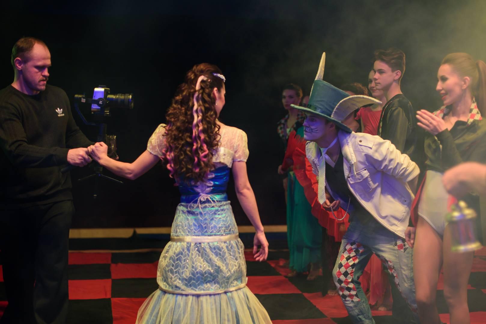 Шоу вистава «Аліса»